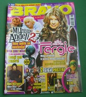Fergie Bam Margera - BRAVO Serbian February 2005 VERY RARE - Books, Magazines, Comics