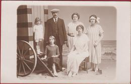 Oude Foto Fotokaart Oostende Ostende Fotograaf: Le Bon ( Photo Montage Surrealisme ) (In Zeer Goede Staat) +/-1923 - Altri Fotografi