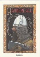 776.  RUNDBERG - TALIJANIC     HAMMERFALL - Künstler P - R