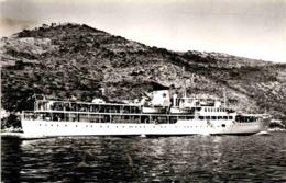 M/B Proleterka (30) * 21. 4. 1964 - Croatie