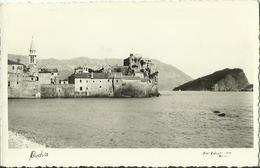 BUDVA (foto Laforest - 1936). - Montenegro