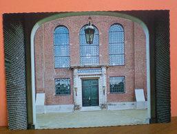 Portugese Synagoge  Amsterdam Cartolina Non Viaggiata - Giudaismo