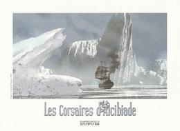 781.  FILIPPI - LIBERGE    LES CORSAIRES D'ALCIBIADE - Ex-libris