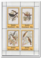 Staffa 1981, Postfris MNH, Birds - Regional Issues