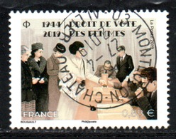 75ème Anniversaire Du Droit De Vote Des Femmes - 2019 - France