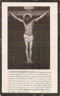 DP. PETR. HOEYBERGHS ° GHEEL 1844 -+ WOMMELGHEM 1928 - Religion & Esotérisme