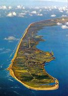 1 AK Germany / Schleswig-Holstein * Blick Auf Die Insel Sylt  - Die Südspitze Aus 3000 Meter Höhe - Luftbildaufnahme * - Sylt