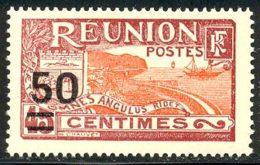 Reunion 1933 Yvert 123 ** TB Bord De Feuille - Réunion (1852-1975)