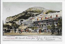 Gibraltar - Casements Square - Undivided Back - Gibraltar