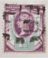 REINE VICTORIA 1887/900 - OBLITERE - YT 93 - MI 87 - 1840-1901 (Victoria)