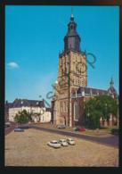 Zutphen - St. Walburgskerk Met Stadhuis [AA42-0.943 - Netherlands
