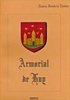 Armorial De Huy - Biographie