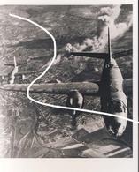 16.USAAF Marauder.. Bombardiers Américains Sur Charleroi En 1944. Repro - 1939-45