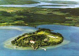 1 AK Germany Baden-Württemberg * Blick Auf Die Insel Mainau – Im Hintergrund Die Insel Reichenau - Luftbildaufnahme * - Konstanz