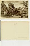 Bitonto (Bari): Villa - Interno. Cartolina Fp Anni '30 - Bitonto