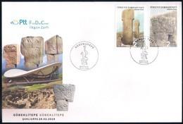 Turchia Turkey [2019] Archeologia/Archaeology: Göbeklitepe - Official FDC - Archeologia