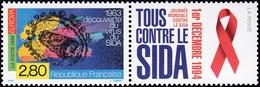 FRANCE, 1994, Lutte Contre Le SIDA (Yvert 2916 ) - France