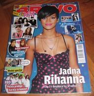 Madonna Rihanna -  BRAVO Serbian May 2008 VERY RARE - Magazines