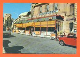 "CPSM GF Sanremo "" Ristorante Tartufo "" Austin Mini Cooper - Imperia"