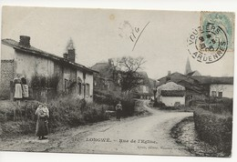 LONGWE   1905 - Le Chesne
