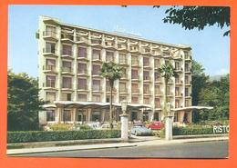 """CPSM GF Trese - Tresa Lago Maggiore """" Hotel Astoria """" Citroen DS - Altre Città"""