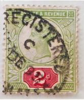 REINE VICTORIA 1887/900 - OBLITERE - YT 94 - MI 88 - 1840-1901 (Victoria)