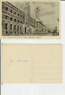 Bari: Lungomare Nazario Sauro - Palazzo Delle Opere Pubbliche. Cart. Fp Anni '30 (architettura Fascista) - Bari