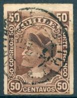 Chili - 1900/1901 - Yt 40 - Christophe Colomb - Obl. - Chile