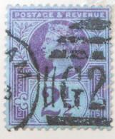 REINE VICTORIA 1887/900 - OBLITERE - YT 95 - MI 89 - 1840-1901 (Victoria)