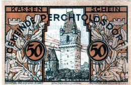 Billet De Nécessité Allemand De 50 Pfennig Le 31-12-1920 - - [ 3] 1918-1933 : República De Weimar