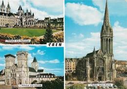 14 Caen Divers Aspects (2 Scans) - Caen