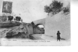 Le Plan De Cuques Le Pont De Cavau - France