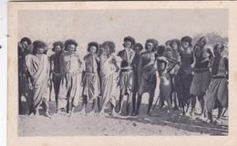ERITREA GRUPPI DI BENIAMER  VG AUTENTICA 100% - Eritrea