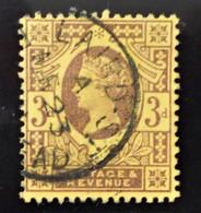 REINE VICTORIA 1887/900 - OBLITERE - YT 96 - MI 90a - 1840-1901 (Victoria)