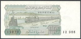 ALGERIA - 10 Dinars 02.12.1983 UNC P.132 A(1) - Algeria