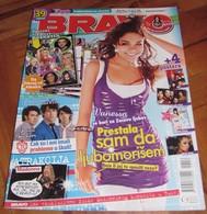 Madonna Vanessa Hudgens -  BRAVO Serbian October 2008 VERY RARE - Magazines