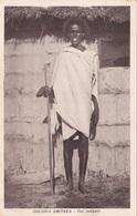 COLONIA ERITREA TIPI INDIGENI  VG AUTENTICA 100% - Eritrea