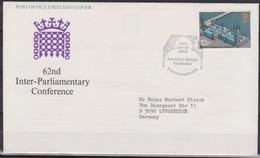 Grossbritannien 1975 MiNr.686 FDC Interparlamentarische Konferenz ( D 852 )günstige Versandkosten - FDC