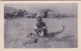 ERITREA  CACCIA GROSSA VG AUTENTICA 100% - Eritrea