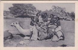 ERITREA RAGAZZE CUNAME VG AUTENTICA 100% - Eritrea