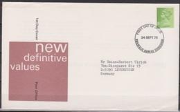 Grossbritannien 1975 MiNr.687 FDC Königin Elizabeth II. ( D 839 )günstige Versandkosten - FDC