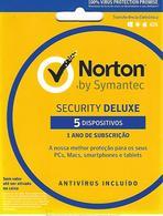 PORTUGAL - Gift Card - Norton Security DeLuxe - Tarjetas De Regalo