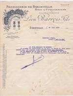 Laiterie Fromagerie  Léon Barrois De STAINVILLE  Meuse - France