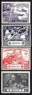 Malta 1949 UPU MNH Complete Set (392) - Malte
