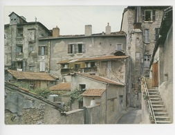 Périgueux - Les Vieux Quartiers (cp Vierge N°3) - Périgueux
