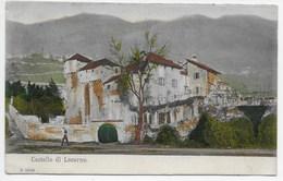 Castello Di Locarno - Undivided Back - TI Ticino