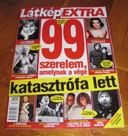 Marilyn Monroe - LATKEP EXTRA Hungarian Special Issue 2018 NEW VERY RARE - Books, Magazines, Comics