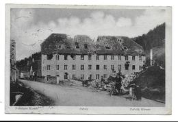 68 - ORBEY - FABRIQUE KIENER - Orbey