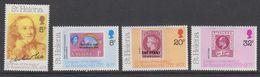St. Helena 1979 Sir Rowland Hill 4v ** Mnh (42549) - Sint-Helena