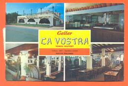 "CPSM GF Puerto Pollensa "" Restaurante Ca Vostra "" - Spagna"